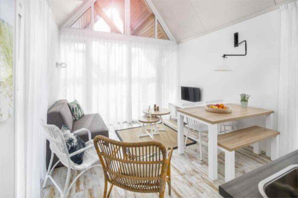 Vakantiehuis ZE682 - Nederland - Zeeland - 4 personen - woonkamer