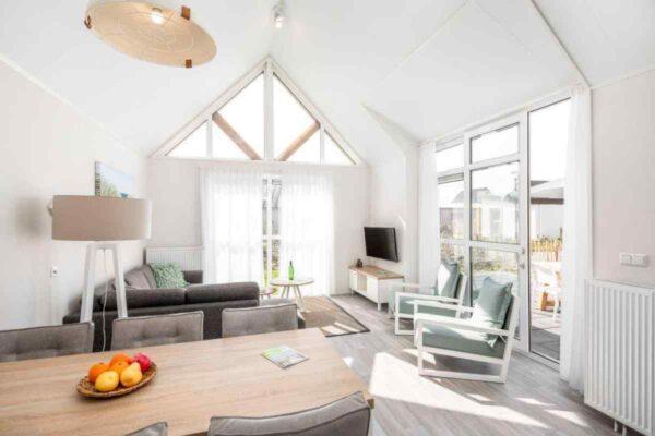Vakantiehuis ZE683 - Nederland - Zeeland - 6 personen - woonkamer