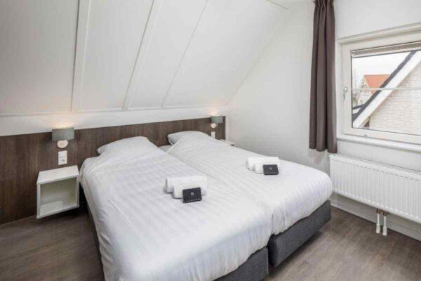 Vakantiehuis ZE684 - Nederland - Zeeland - 4 personen - slaapkamer