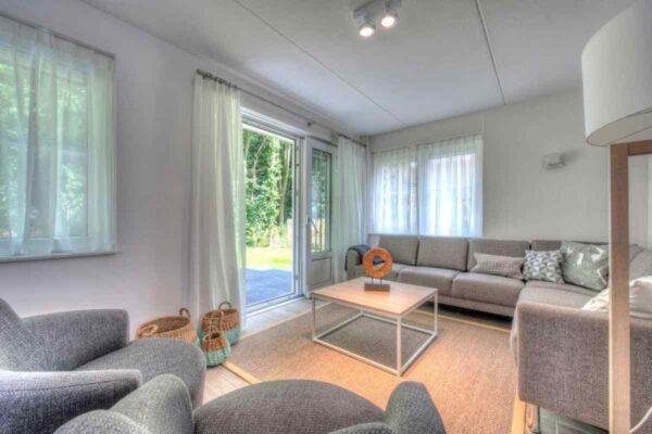 Vakantiehuis ZE686 - Nederland - Zeeland - 8 personen - woonkamer