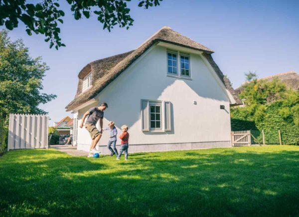 Vakantiehuis ZE700 - Nederland - Zeeland - 6 personen - omheinde tuin