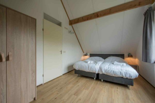 Vakantiehuis ZE700 - Nederland - Zeeland - 6 personen - slaapkamer