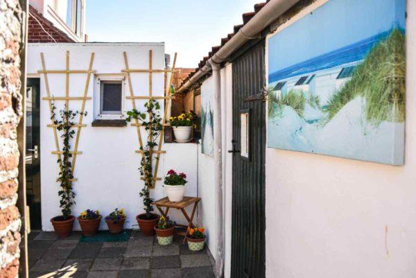 Vakantiehuis ZE701 - Nederland - Zeeland - 5 personen - omheinde tuin