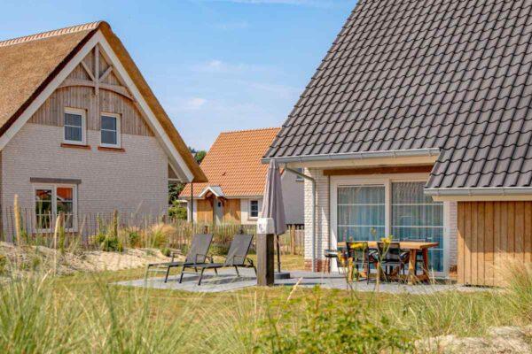Vakantiehuis ZE725 - Nederland - Zeeland - 4 personen - park