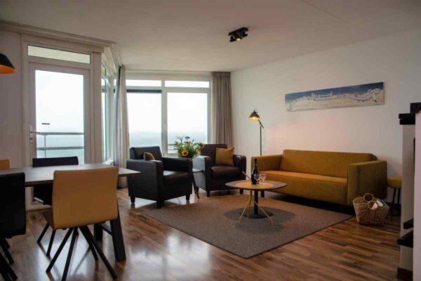 Vakantiehuis ZE782 - Nederland - Zeeland - 4 personen - woonkamer