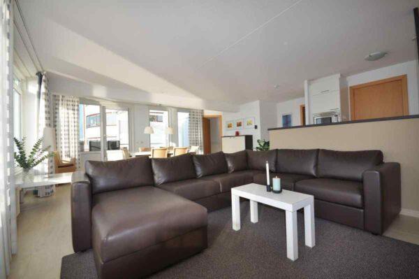 Vakantiehuis ZE784 - Nederland - Zeeland - 6 personen - woonkamer