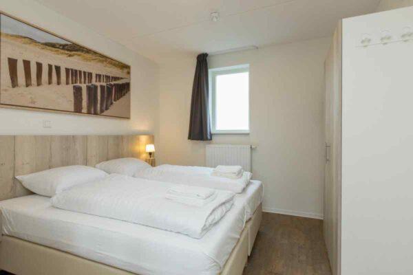 Vakantiehuis ZE795 - Nederland - Zeeland - 2 personen - slaapkamer