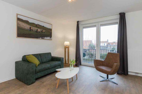 Vakantiehuis ZE795 - Nederland - Zeeland - 2 personen - woonkamer
