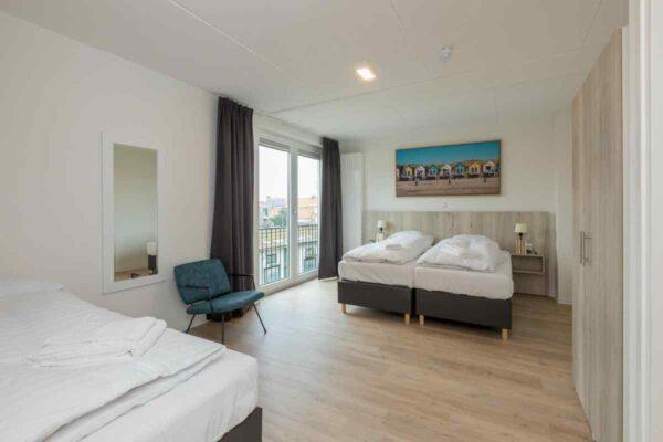 Vakantiehuis ZE796 - Nederland - Zeeland - 3 personen - slaapkamer