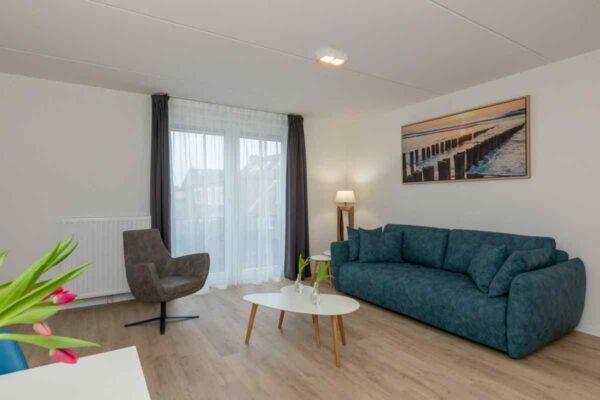 Vakantiehuis ZE796 - Nederland - Zeeland - 3 personen - woonkamer