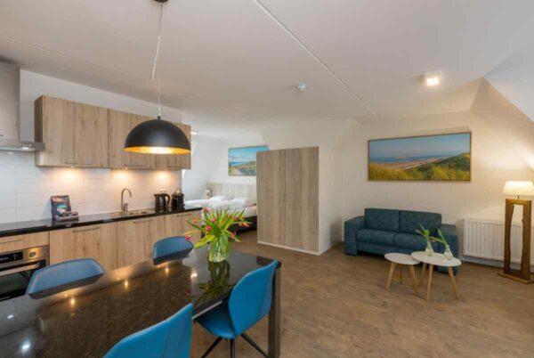 Vakantiehuis ZE797 - Nederland - Zeeland - 2 personen - woonkamer