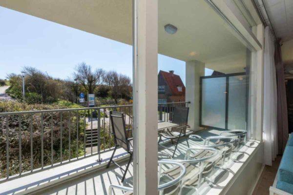 Vakantiehuis ZE813 - Nederland - Zeeland - 2 personen - terras