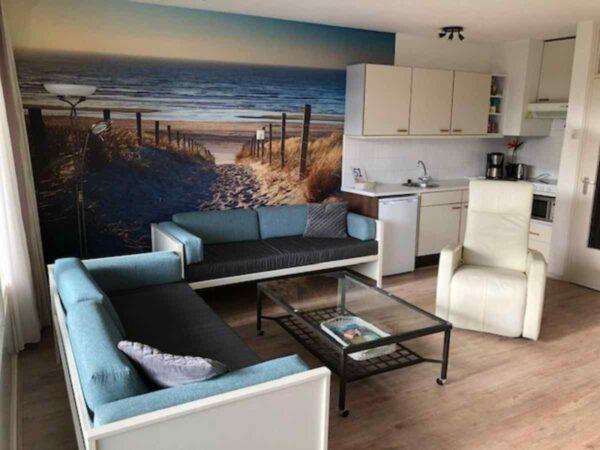 Vakantiehuis ZE813 - Nederland - Zeeland - 2 personen - woonkamer