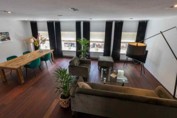 Vakantiehuis ZE817 - Nederland - Zeeland - 2 personen - woonkamer