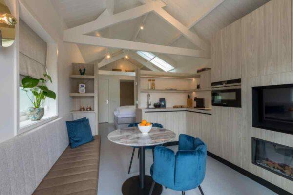 Vakantiehuis ZE819 - Nederland - Zeeland - 2 personen - woonkamer