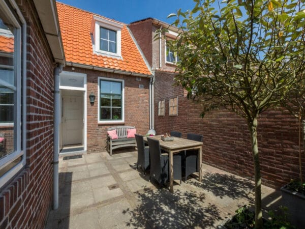 Vakantiehuis ZE821 - Nederland - Zeeland - 4 personen - omheinde tuin