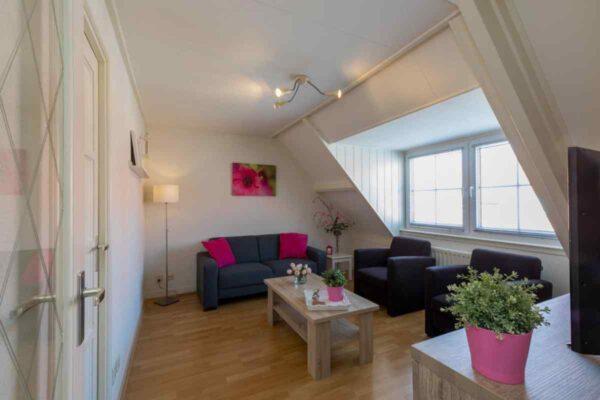 Vakantiehuis ZE821 - Nederland - Zeeland - 4 personen - woonkamer