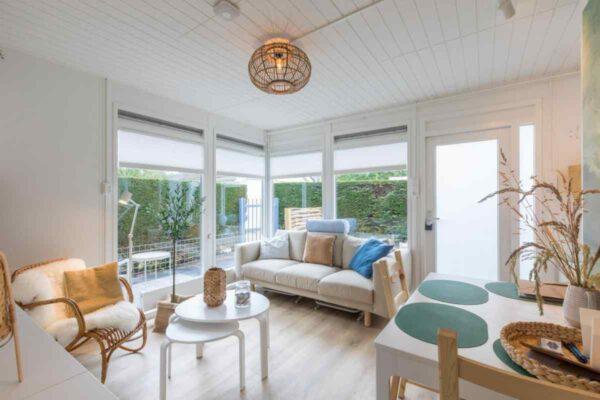 Vakantiehuis ZE863 - Nederland - Zeeland - 4 personen - woonkamer
