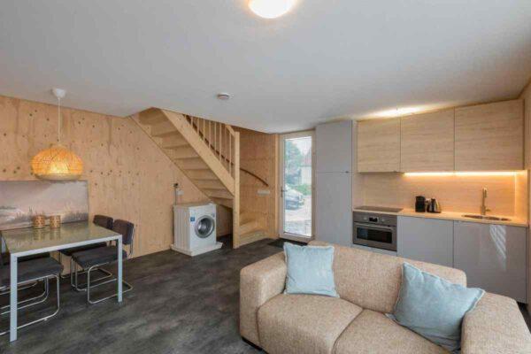 Vakantiehuis ZE867 - Nederland - Zeeland - 4 personen - woonkamer