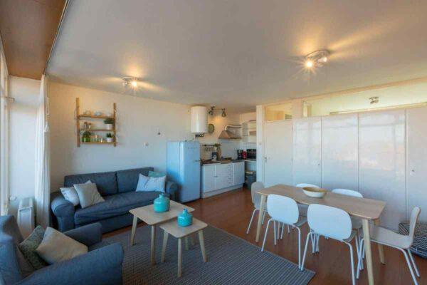 Vakantiehuis ZE869 - Nederland - Zeeland - 2 personen - woonkamer