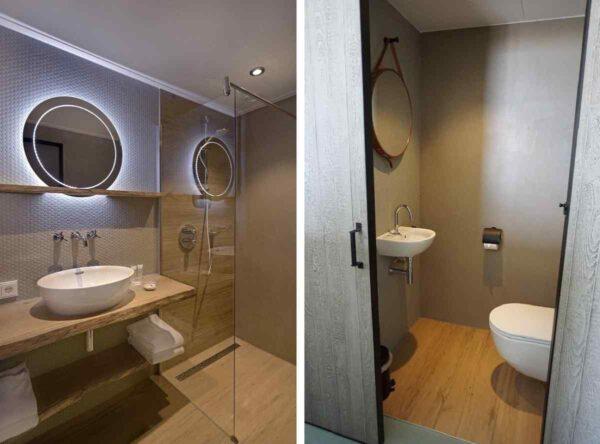 Vakantiehuis ZE898 - Nederland - Zeeland - 4 personen - badkamer
