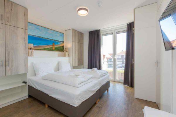 Vakantiehuis ZE910 - Nederland - Zeeland - 2 personen - slaapkamer