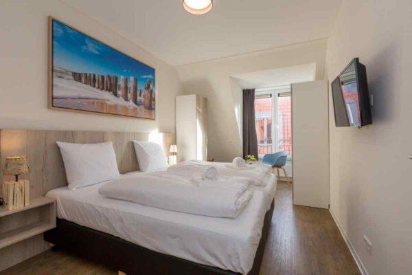 Vakantiehuis ZE912 - Nederland - Zeeland - 4 personen - slaapkamer