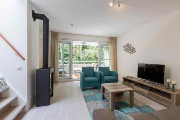 Vakantiehuis ZE917 - Nederland - Zeeland - 6 personen - woonkamer