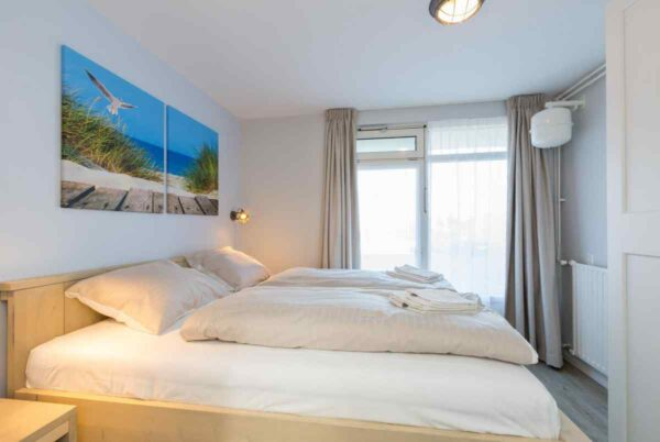 Vakantiehuis ZE958 - Nederland - Zeeland - 4 personen - slaapkamer