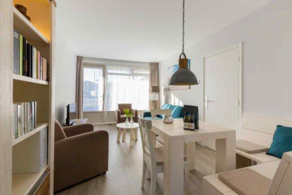 Vakantiehuis ZE958 - Nederland - Zeeland - 4 personen - woonkamer