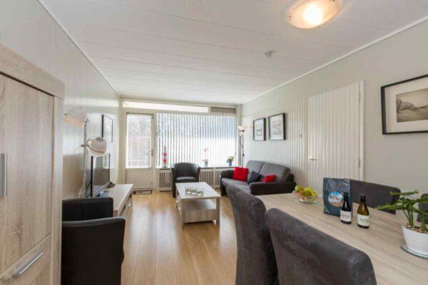 Vakantiehuis ZE962 - Nederland - Zeeland - 4 personen - woonkamer