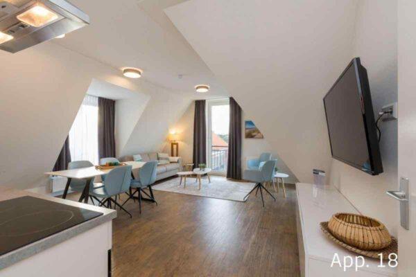 Vakantiehuis ZE983 - Nederland - Zeeland - 6 personen - woonkamer