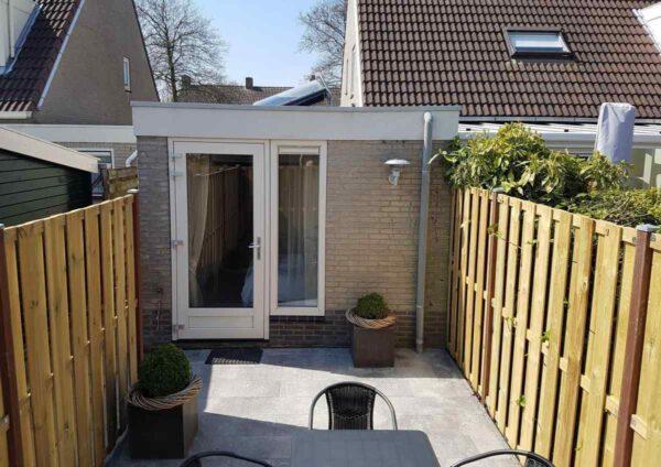 Vakantiehuis ZE990 - Nederland - Zeeland - 4 personen - omheinde tuin