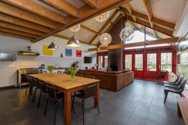 Vakantiehuis ZE996 - Nederland - Zeeland - 6 personen - woonkamer
