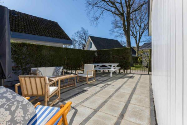 Vakantiehuis ZE997 - Nederland - Zeeland - 6 personen - omheinde tuin
