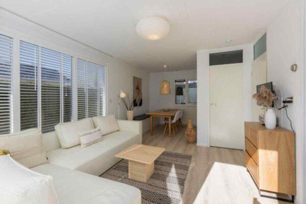 Vakantiehuis ZE997 - Nederland - Zeeland - 6 personen - woonkamer