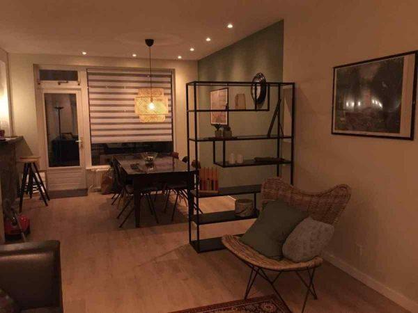 Vakantiehuis ZH001 - Nederland - Zuid-Holland - 4 personen - woonkamer