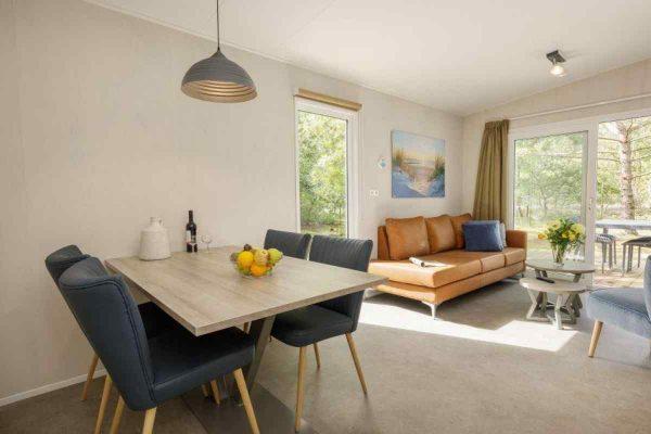 Vakantiehuis ZH059 - Nederland - Zuid-Holland - 4 personen - woonkamer