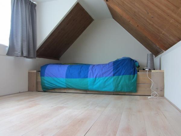 Vakantiehuis ZH081 - Nederland - Zuid-Holland - 2 personen - slaapkamer
