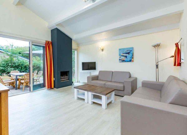 Vakantiehuis ZH124 - Nederland - Zuid-Holland - 6 personen - woonkamer
