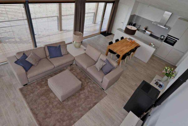 Vakantiehuis ZH137 - Nederland - Zuid-Holland - 6 personen - woonkamer