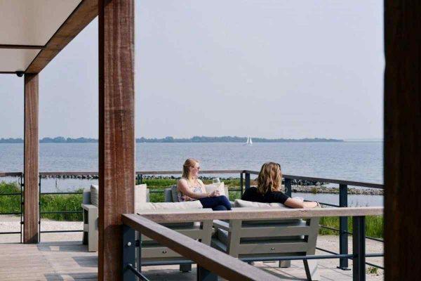 Vakantiehuis ZH139 - Nederland - Zuid-Holland - 4 personen - terras