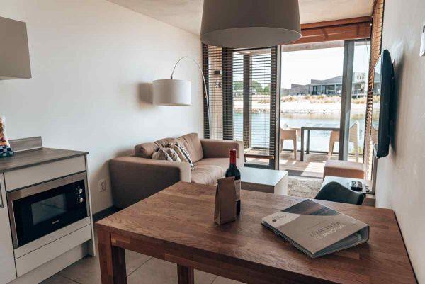 Vakantiehuis ZH141 - Nederland - Zuid-Holland - 2 personen - woonkamer