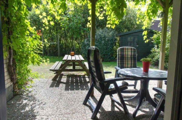 Vakantiehuis ZH151 - Nederland - Zuid-Holland - 6 personen - omheinde tuin