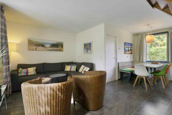 Vakantiehuis ZH151 - Nederland - Zuid-Holland - 6 personen - woonkamer