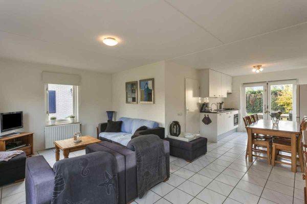 Vakantiehuis ZH156 - Nederland - Zuid-Holland - 6 personen - woonkamer