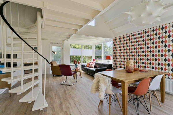 Vakantiehuis ZH165 - Nederland - Zuid-Holland - 6 personen - woonkamer