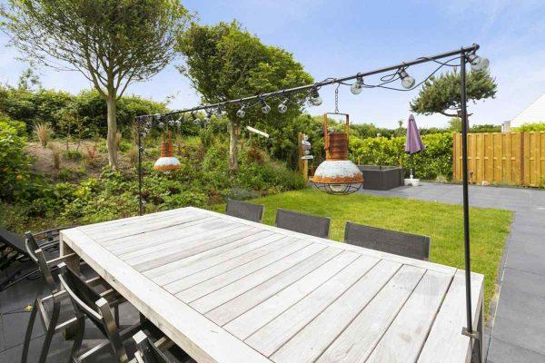 Vakantiehuis ZH166 - Nederland - Zuid-Holland - 6 personen - omheinde tuin