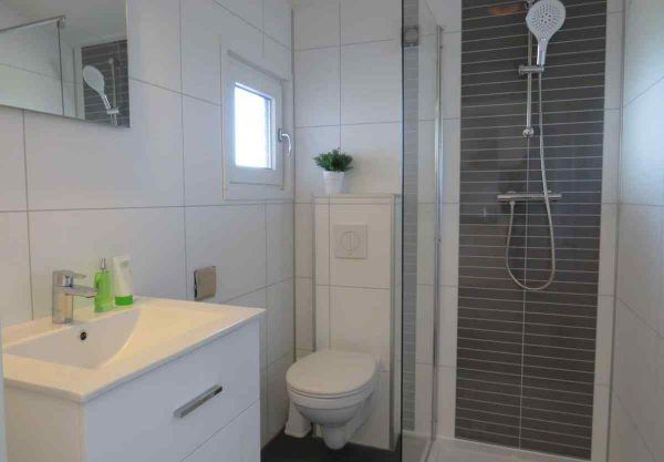 Vakantiehuis ZH207 - Nederland - Zuid-Holland - 5 personen - badkamer
