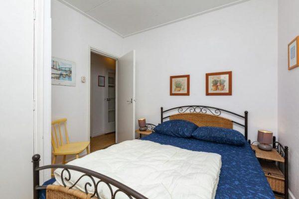 Zeeroos - Nederland - Zeeland - 4 personen - slaapkamer
